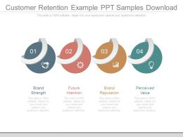 Customer Retention Example Ppt Samples Download