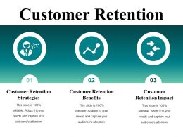 Customer Retention Powerpoint Slide Presentation Tips