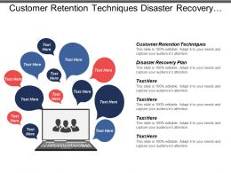 Customer Retention Techniques Disaster Recovery Plan Sales Plan