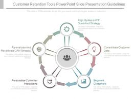 Customer Retention Tools Powerpoint Slide Presentation Guidelines