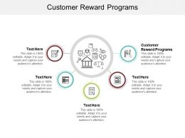 Customer Reward Programs Ppt Powerpoint Presentation Examples Cpb