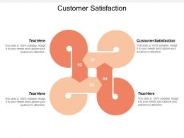 Customer Satisfaction Ppt Powerpoint Presentation File Icons Cpb