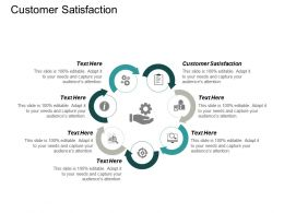 Customer Satisfaction Ppt Powerpoint Presentation Portfolio Information Cpb