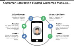 Customer Satisfaction Related Outcomes Measure Service Quality Employee Autonomy