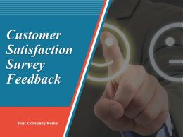 Customer Satisfaction Survey Feedback Powerpoint Presentation Slides