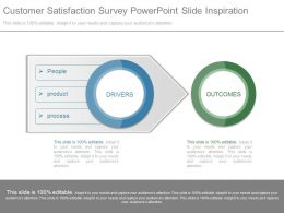 Customer Satisfaction Survey Powerpoint Slide Inspiration
