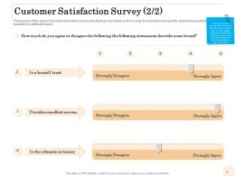 Customer Satisfaction Survey Service Ppt Show Background