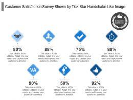 customer_satisfaction_survey_shown_by_tick_star_handshake_like_image_Slide01