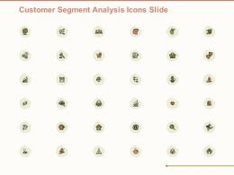 Customer Segment Analysis Icons Slide L1122 Ppt Powerpoint Presentation Gallery