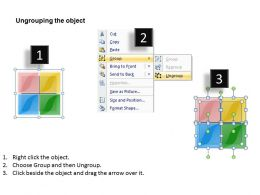 2479843 Style Hierarchy Matrix 1 Piece Powerpoint Template Diagram Graphic Slide