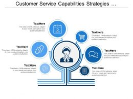 Customer Service Capabilities Strategies And Transformation