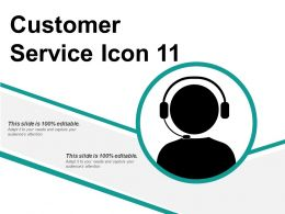 Customer Service Icon 11