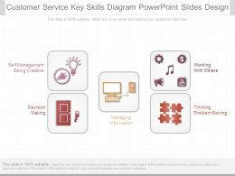 customer_service_key_skills_diagram_powerpoint_slides_design_Slide01