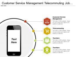 Customer Service Management Telecommuting Job Satisfaction Website Analysis