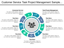Customer Service Task Project Management Sample Business Processes Cpb