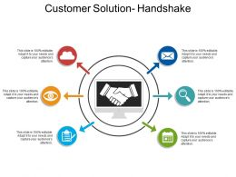 Customer Solution Handshake