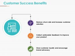 Customer Success Benefits Example Of Ppt