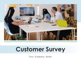 Customer Survey Feedback Customer Satisfaction Research