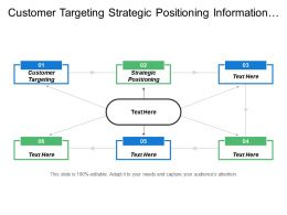 Customer Targeting Strategic Positioning Information System Management Marketing Program