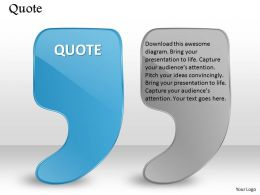 Customer Testimonials Quotes Powerpoint Slides and Diagrams 3