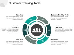 Customer Tracking Tools Ppt Powerpoint Presentation Pictures Elements Cpb