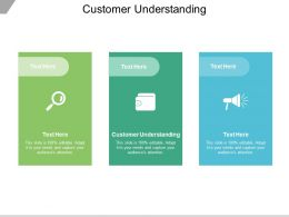 Customer Understanding Ppt Powerpoint Presentation Gallery Files Cpb