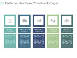 Customer Use Case Powerpoint Images