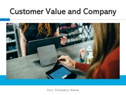 Customer Value And Company Business Proposition Knowledge Environment Relationships