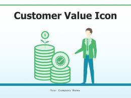 Customer Value Icon Programme Optimization Acceptance Organizations Strategies