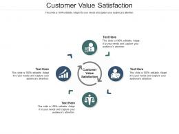Customer Value Satisfaction Ppt Powerpoint Presentation Styles Icons Cpb