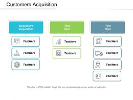 Customers Acquisition Ppt Powerpoint Presentation Ideas Example Introduction Cpb