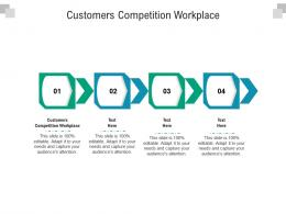 Customers Competition Workplace Ppt Powerpoint Presentation Gallery Background Images Cpb