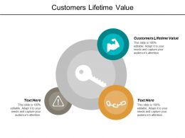 Customers Lifetime Value Ppt Powerpoint Presentation File Graphics Cpb