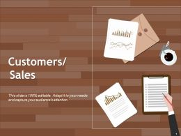 Customers Sales Powerpoint Slide Templates