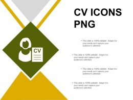 Cv Icons Png Powerpoint Graphics