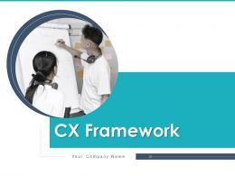 CX Framework Business Improvement Strategy Augmentation Service Modification
