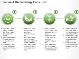 Cx Green Energy Icons With Nature Protection And Ecology Ppt Icons Graphics