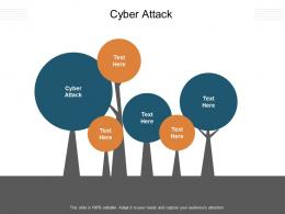 Cyber Attack Ppt Powerpoint Presentation Gallery Images Cpb
