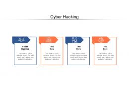 Cyber Hacking Ppt Powerpoint Presentation Summary Microsoft Cpb