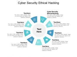 Cyber Security Ethical Hacking Ppt Powerpoint Presentation Outline Background Cpb