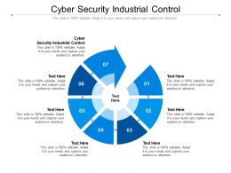 Cyber Security Industrial Control Ppt Powerpoint Presentation Slides Influencers Cpb