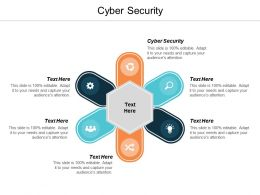 Cyber Security Ppt Powerpoint Presentation Summary Ideas Cpb