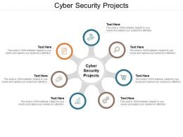 Cyber Security Projects Ppt Powerpoint Presentation Visual Aids Files Cpb