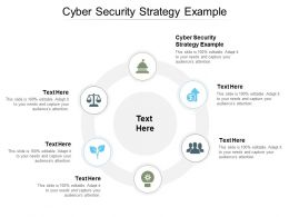 Cyber Security Strategy Example Ppt Powerpoint Presentation Image Cpb