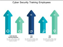 Cyber Security Training Employees Ppt Powerpoint Presentation File Examples Cpb