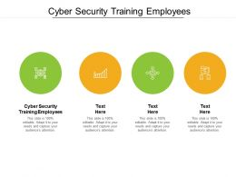 Cyber Security Training Employees Ppt Show Designs Download Cpb