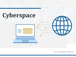 Cyberspace Technology Networking Interconnected Communication