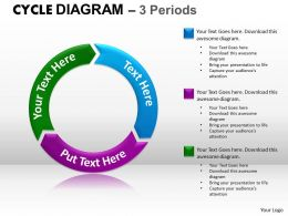Cycle Diagram PPT 25