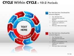 Cycle Within Cycle Diagram PPT 4