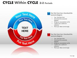 Cycle Within Cycle Diagram PPT 8